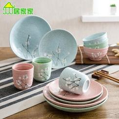 Home Simply - 梅花餐具