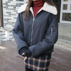 Envy Look - Reversible Zip Jacket