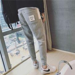 JUN.LEE - Thick Sweatpants