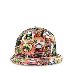 TheLees - Patterned Baseball Cap