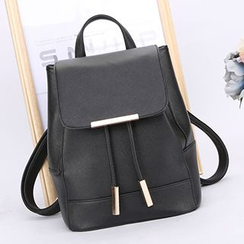 Rabbit Bag - Faux-Leather Backpack