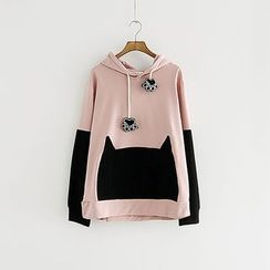 Storyland - Cat Accent Hooded Pullover