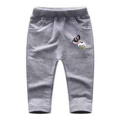 Endymion - Kids Dog Print Sweatpants