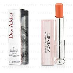 Christian Dior - Dior Addict Lip Glow Color Awakening Lip Balm SPF 10 - #004 Coral