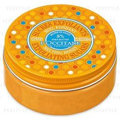L'Occitane - Melting Honey Exfoliating Sugars