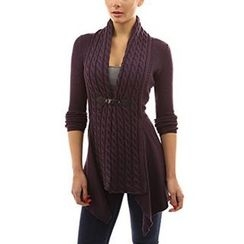 Fundae - Cable Knit Cardigan