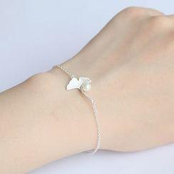 Blinglitz - Freshwater Pearl Bracelet