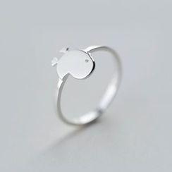 A'ROCH - 925 Sterling Silver Chicken Ring