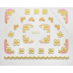 Maychao - Nail Sticker (TJ171)