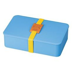 Hakoya - Hakoya American Vintage Men's Simple Lunch Box (Blue)