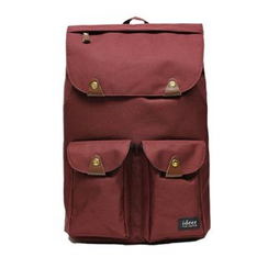 ideer - Taylor  - Laptop Backpack -  Wine