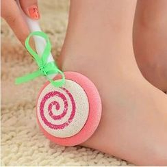Showroom - Lollipop Foot Scrubber