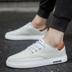 Araeo - Canvas Causal Shoes