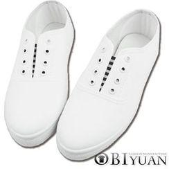 OBI YUAN - Plain Slip Ons