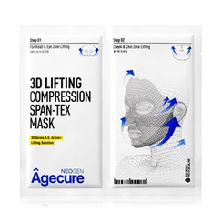 NEOGEN - Agecure 3D Lifting Compression Span-Tex Mask 5pcs