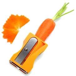 ioishop - Vegetable Peeler - Orange