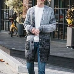 STYLEMAN - V-Neck Long Cardigan