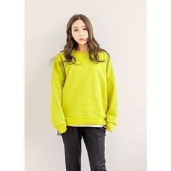 J-ANN - Cotton Blend Sweatshirt