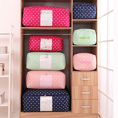 Show Home - Polka Dot Garment Storage Bag