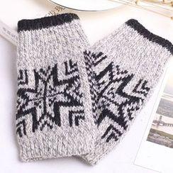 RGLT Scarves - Printed Gloves
