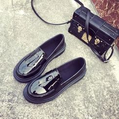 Chryse - Platform Loafers