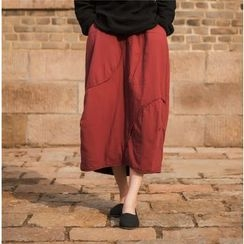 Calo Rosa - Panel Long Skirt