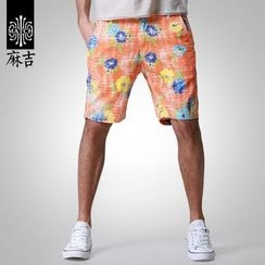 Hey! DUDE - Floral Print Shorts