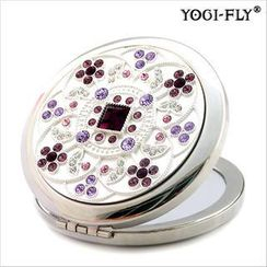 Yogi-Fly - Beauty Compact Mirror (JW006P)