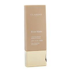 Clarins - Ever Matte Skin Balancing Oil Free Foundation SPF 15 - # 107 Beige