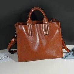 BOLIYASHI - Faux-Leather Satchel