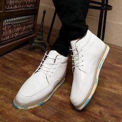 Chariot - 系带休闲鞋