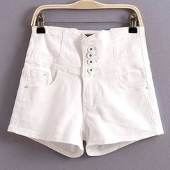 CBRL - High Waist Shorts