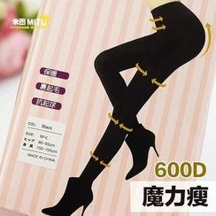 MITU - 600針襪褲