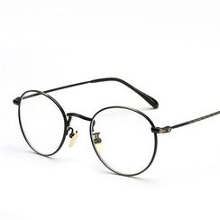 Spec Tac - Metal Frame Round Glasses
