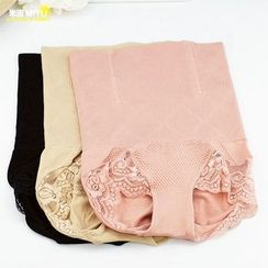 MITU - Lace High-Waist Shaping Panties