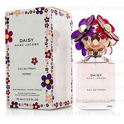 Marc Jacobs 马克雅克布 - Daisy Eau So Fresh Sorbet Eau De Toilette Spray