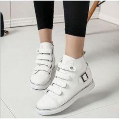 BAYO - 魔術貼高幫休閒鞋