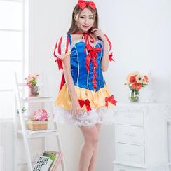 Lemon Bar - Snow White Cosplay Costume