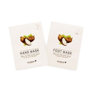Skinfood - Shea Butter Hand & Foot Mask 1pair
