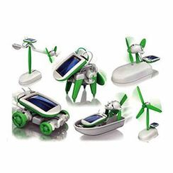Evora - Solar-Powered Toy