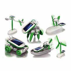 Evora - 太陽能機器人