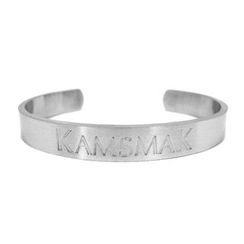 Kamsmak - Embossed Bangle