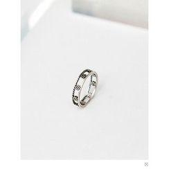 PINKROCKET - Floral Ring