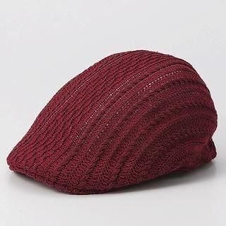 GRACE - Knit Hunting Cap