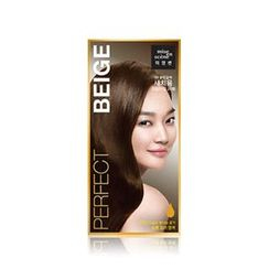 miseenscéne - Perfect Color Cream For Gray Hair (6B Beige)