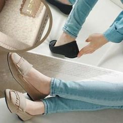 Reneve - Fleece-Lined Loafers
