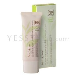 Innisfree - Eco Natural Green Tea BB Cream SPF 29 PA++ (#01 Light Beige)