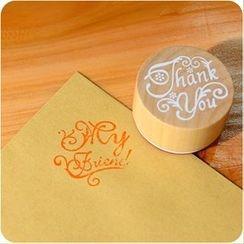 VANDO - Wooden Stamp