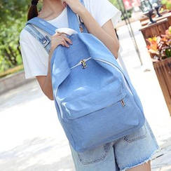 Bagolo - Denim Backpack