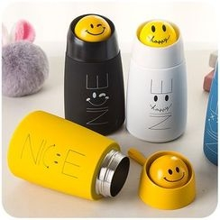 Momoi - Smiley Thermal Water Bottle